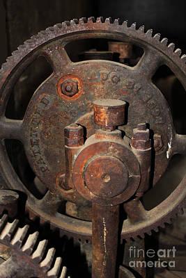 Patented 1897 Original by Steven Parker