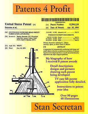 Edward Hopper - Patents4profit by Stanley Secretan
