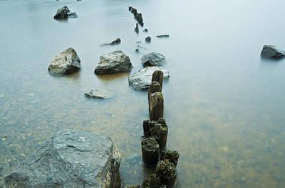 Photograph - Path by Jean-Noel Nicolas