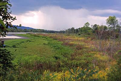 Elmira Ny Photograph - Path Of A Storm by Debbie Fieno
