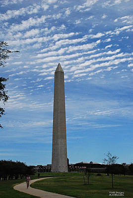 Photograph - Path Of Liberty by Teresa Blanton