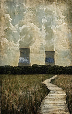 Photograph - Path To Destruction by Rick Mosher