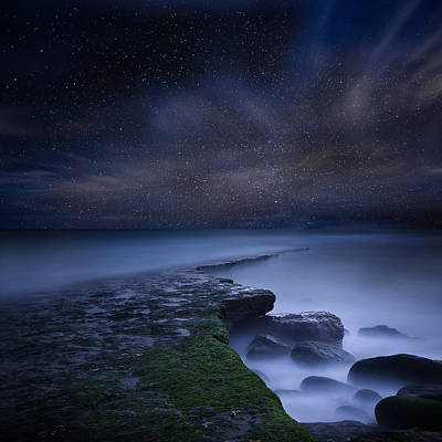 Photograph - Path To Infinity by Jorge Maia