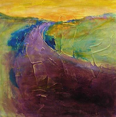 Painting - Path Vi by Valerie Greene