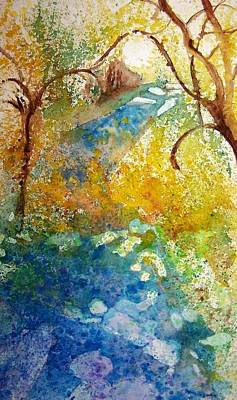 Painting - Pathway To Purpose by Liz Adkinson