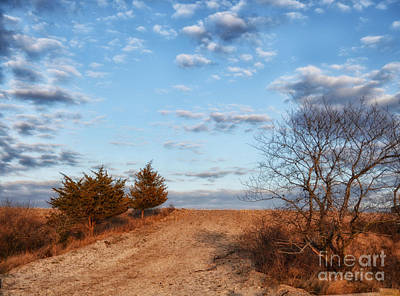 Pathway To The Sky Art Print