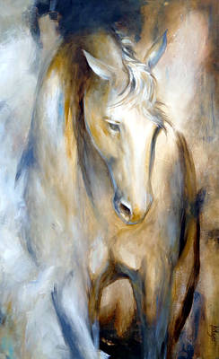 Painting - Patience by Dina Dargo
