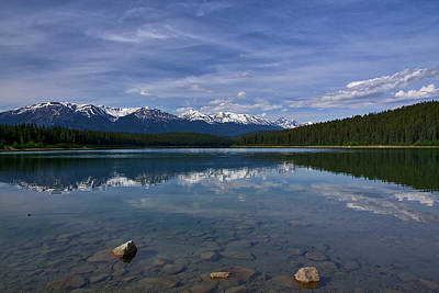 Photograph - Patricia Lake #2 by Stuart Litoff