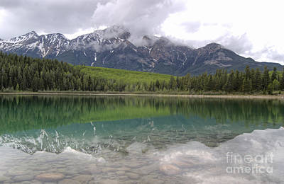 Photograph - Patricia Lake by David Birchall