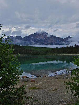 Photograph - Patricia Lake by Georgia Hamlin