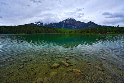 Photograph - Patricia Lake by Stuart Litoff