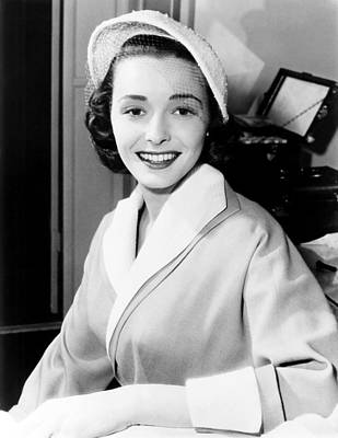1950s Fashion Photograph - Patricia Neal, Ca. 1950 by Everett
