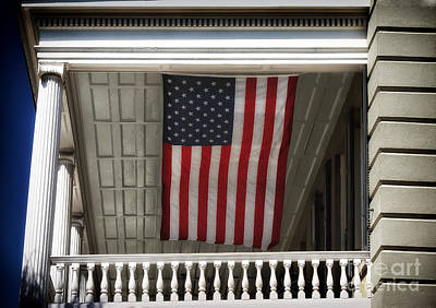 Photograph - Patriotic Charleston by John Rizzuto