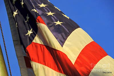 Photograph - Patriotism by Tami Quigley