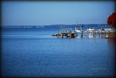 Photograph - Patriots - Lake Norman by Paulette B Wright