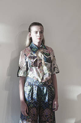 Photograph - Patterned Fashion by Mick House