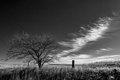 Photograph - Patterns In The Sky by Scott Bean