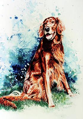Patton Art Print