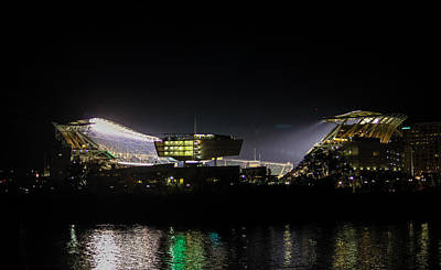 Paul Brown Stadium Art Print