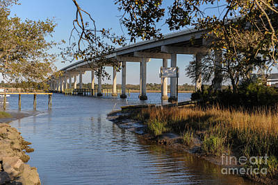 Photograph - Paul Gelogotis Bridge by Dale Powell