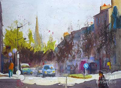 Paul Guieysse Street Art Print by Andre MEHU