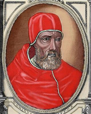 Paul Iv (capriglia, 1476-rome, 1559 Art Print