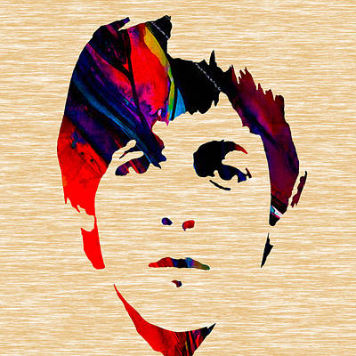 Mccartney Mixed Media - Paul Mcartney Collection by Marvin Blaine