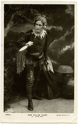 Pauline Chase (1885 - 1962) Art Print