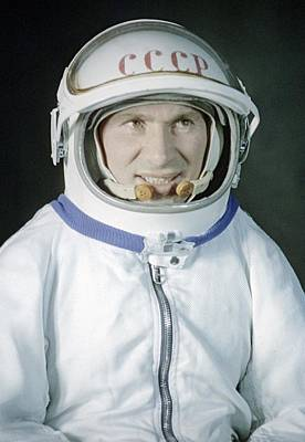 Pavel Photograph - Pavel Belyayev, Soviet Cosmonaut by Science Photo Library