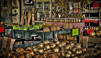 Photograph - Pavlock Farms by David Morefield
