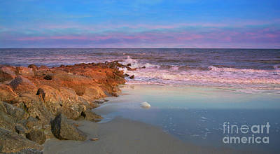 Photograph - Pawleys Island Beach by Kathy Baccari