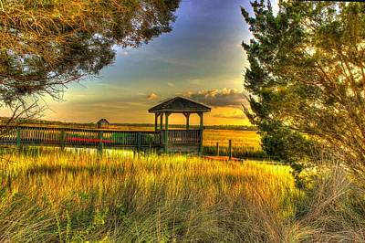 Photograph - Pawleys Island Sc by Ed Roberts