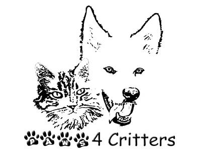 Photograph - Paws4critters by Robyn Stacey