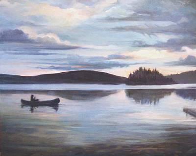 Payette Lake Idaho Original