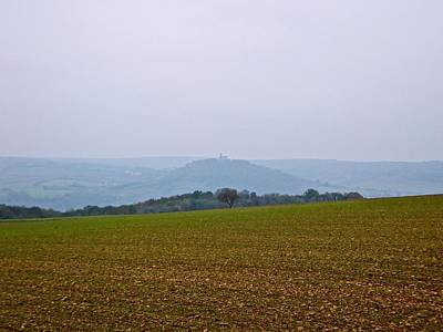 Photograph - Pays De Vezelay by Marc Philippe Joly