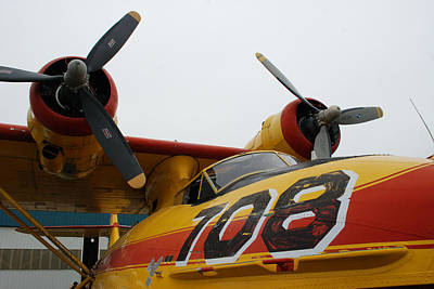 Photograph - Pby Canso 708 by Mark Alan Perry