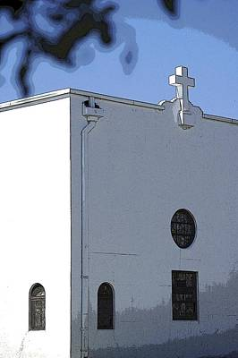 Photograph - Pe Church 15000 by Jerry Sodorff