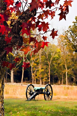 Photograph - Pea Ridge Military Park by Lana Trussell