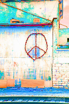 Photograph - Peace 1 by Minnie Lippiatt