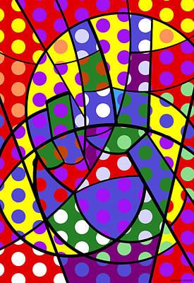 Peace 11 Of 12 Art Print