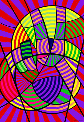 Digital Art - Peace 12 Of 12 by Randall Henrie