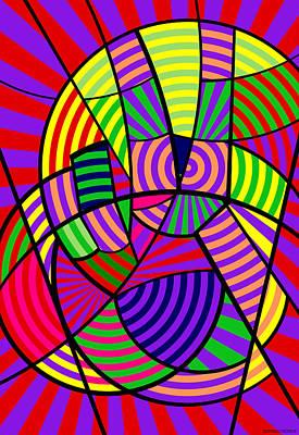 Peace 12 Of 12 Art Print