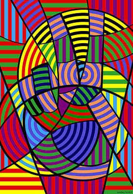 Digital Art - Peace 4 Of 12 by Randall Henrie