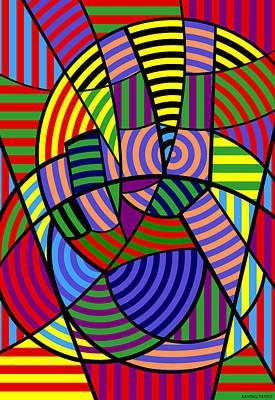 Peace 4 Of 12 Art Print