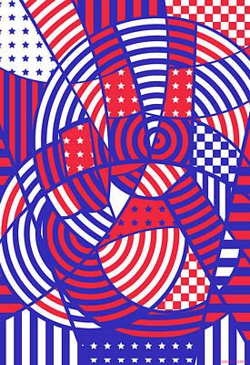 Peace 7 Of 12 Art Print