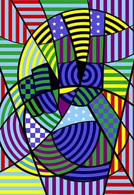 Peace 8 Of 12 Art Print