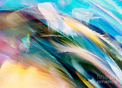 Digital Art - Peace And Calm by Margie Chapman