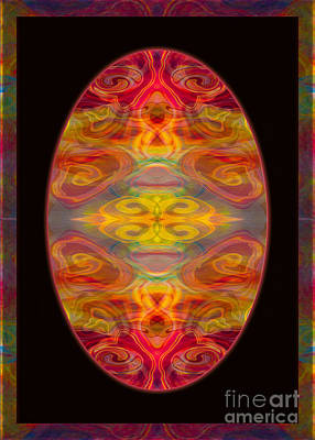 Digital Art - Peace And Harmony Abstract Healing Art by Omaste Witkowski