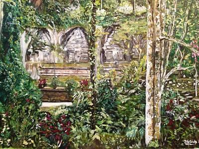 Peace And Quiet Original by Belinda Low