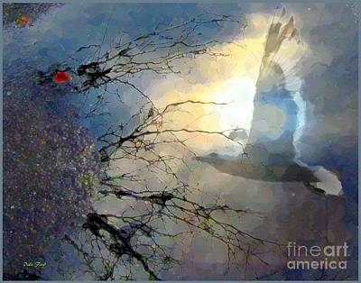 Digital Art - Peace by Dale   Ford